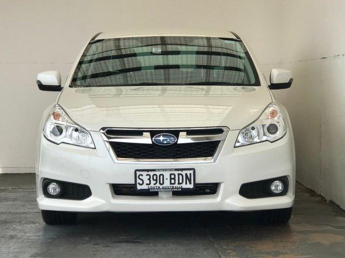 2014 Subaru Liberty 2.5i 5GEN MY14 White