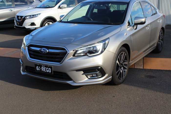 2017 Subaru Liberty 2.5i 6GEN MY18 Four Wheel Drive GOLD