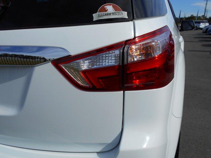 2018 Isuzu MU-X LS-M MY18 4X4 Dual Range WHITE