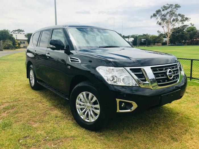 2018 Nissan Patrol