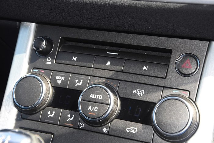 2013 Land Rover Range Rover Evoque eD4 Pure L538 MY13 Black