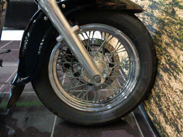 1997 Kawasaki VN800 (VULCAN) Black
