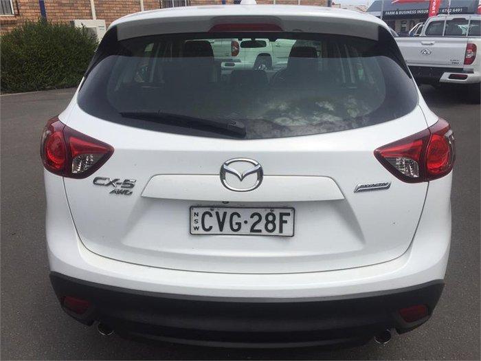 2014 Mazda CX-5 Maxx Sport KE1022 White