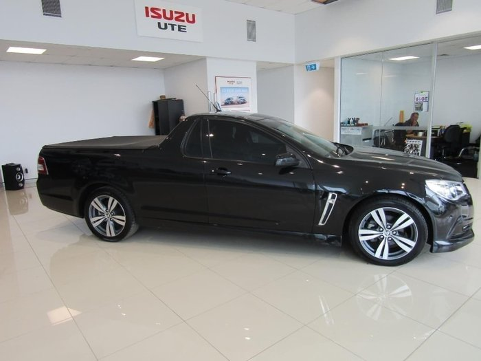 2013 Holden Ute SV6 VF MY14 Black