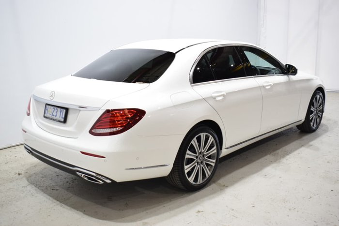 2017 Mercedes-Benz E220 d W213 White