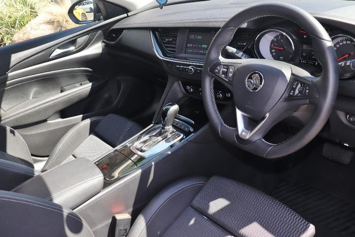 2018 Holden Commodore RS ZB MY18 Black