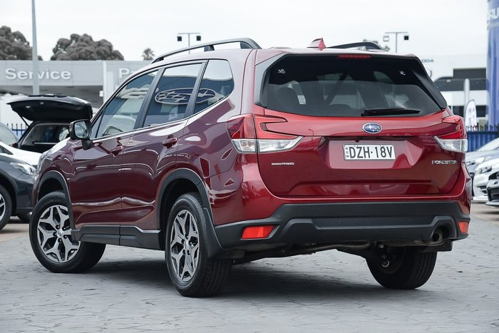 2018 Subaru Forester 2.5i-L S5 MY19 Red