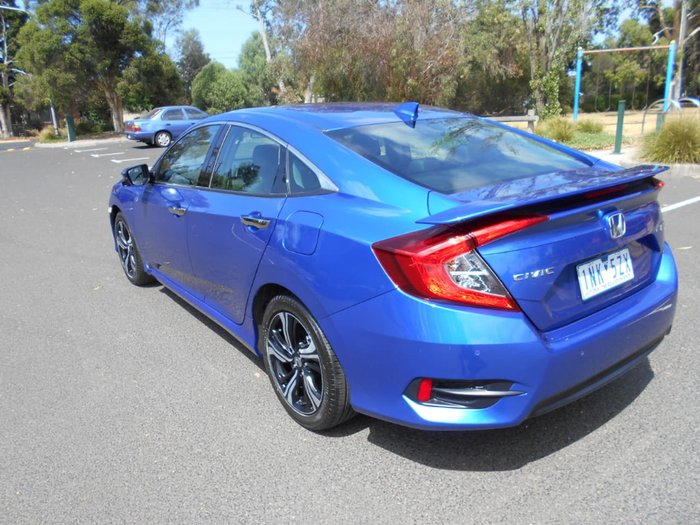 2017 Honda Civic RS 10th Gen MY17 Blue