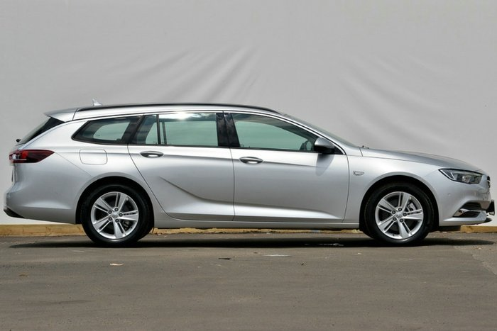 2017 Holden Commodore LT ZB MY18 NITRATE