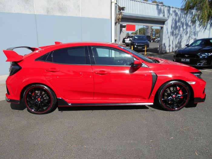 2018 Honda Civic Type R 10th Gen MY18 Red