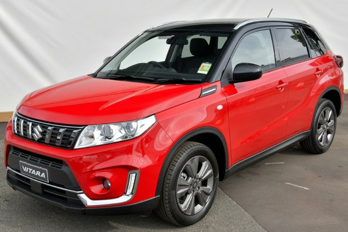 2019 Suzuki Vitara LY Series II BLACK/RED