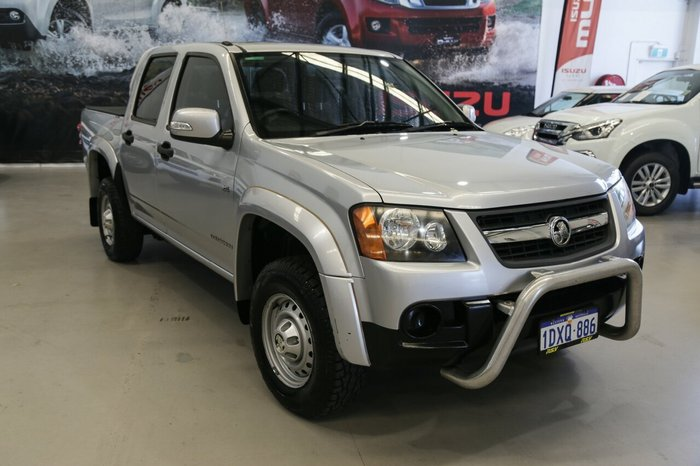 2011 Holden Colorado