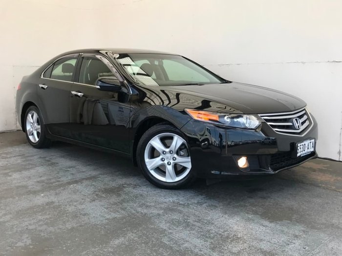 2008 Honda Accord Euro 7th Gen MY07 Black