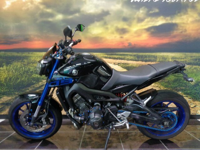 2016 Yamaha MT-09A (ABS) Black