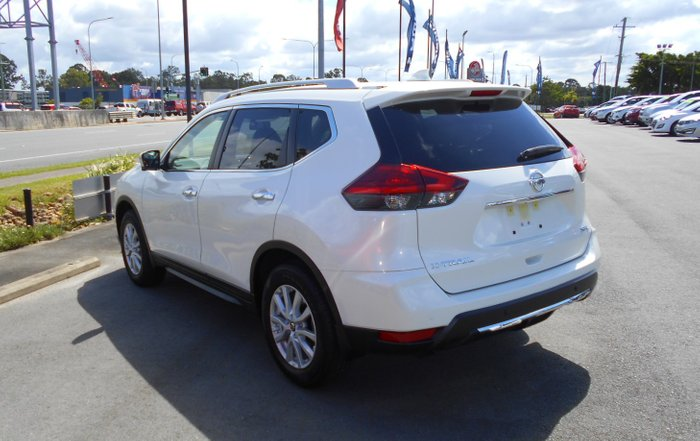 2020 Nissan X-TRAIL ST-L T32 Series III MY20 WHITE