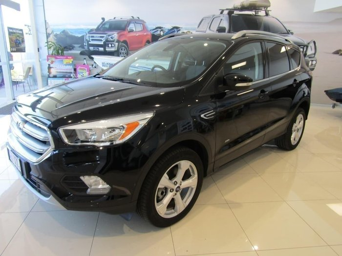 2016 Ford Escape Trend ZG 4X4 On Demand Black