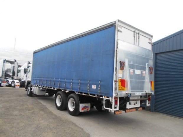 2012 Isuzu FVM1400 long curtainsider