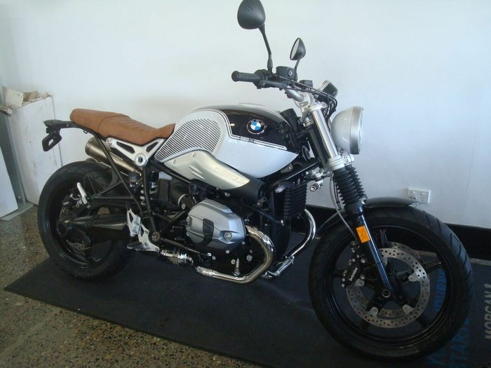 2018 Bmw R1200 R NINE T SCRAMBLER WHITE