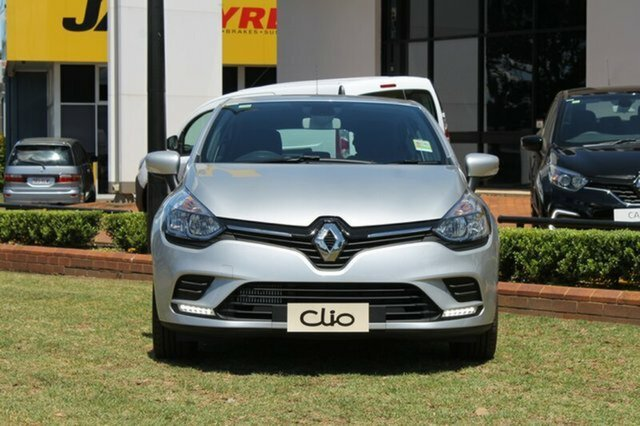 2018 Renault Clio Life IV B98 Phase 2 Mercury Grey - Metallic