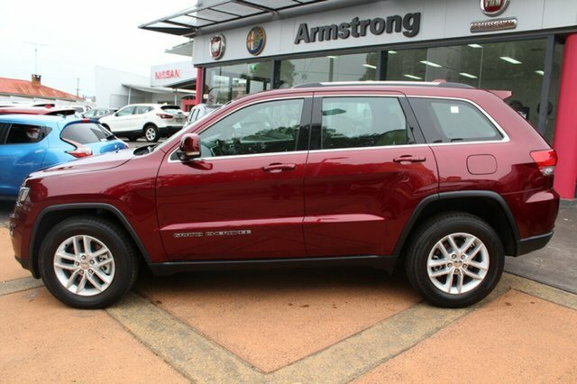 2018 CHRYSLER GRAND CHEROKEE Laredo LAREDO 3.0L CRD 8SPD AUTOMATIC 2018MY VELVET RED PEARL