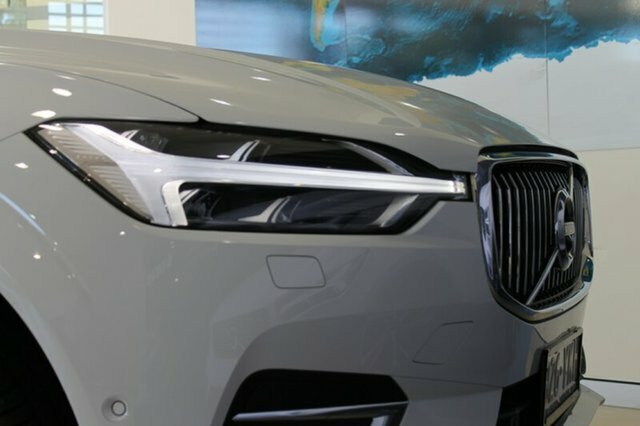 2018 Volvo XC60 T5Inscription MY19 Ice White Solid