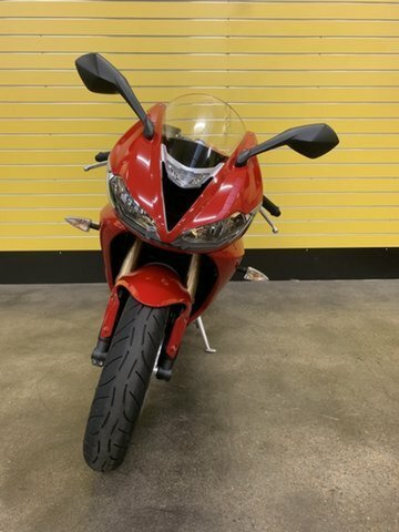 2014 Triumph DAYTONA 675 Red