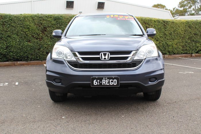 2010 Honda CR-V Limited Edition RE MY10 4X4 On Demand GREY