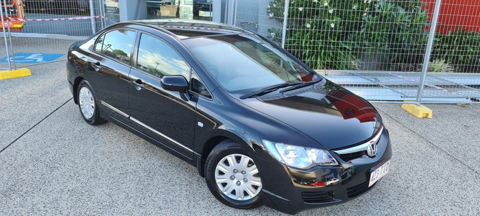 2006 Honda Civic VTi 8th Gen MY07 BLACK