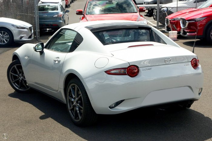 2018 Mazda MX-5 GT ND White