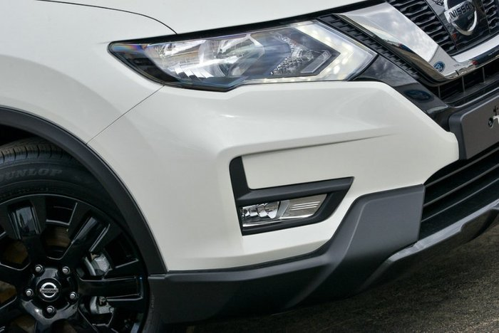 2018 Nissan X-Trail ST-L T32 Series II 4X4 On Demand IVORY PEARL