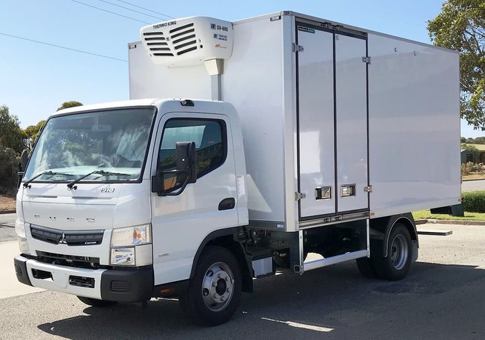 2018 FUSO CANTER 918 6P FRIDGE UNBELIEVABLE DEALS NOW ON ACROSS RANGE! null null null