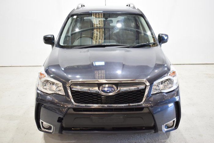 2013 Subaru Forester XT S4 MY13 Grey