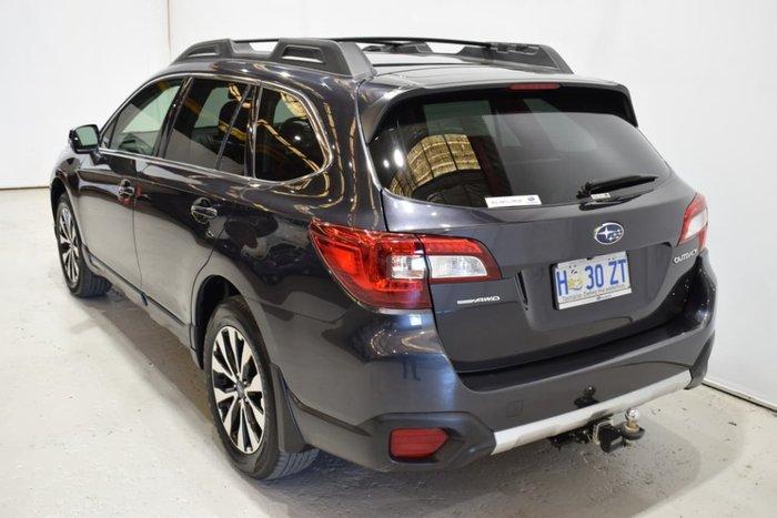2016 Subaru Outback 2.5i 5GEN MY16 Grey