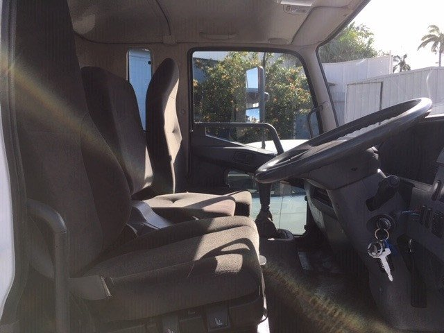 2015 Fuso FK 6.0 Fighter FK61 FUSO CAB N CHASSIS