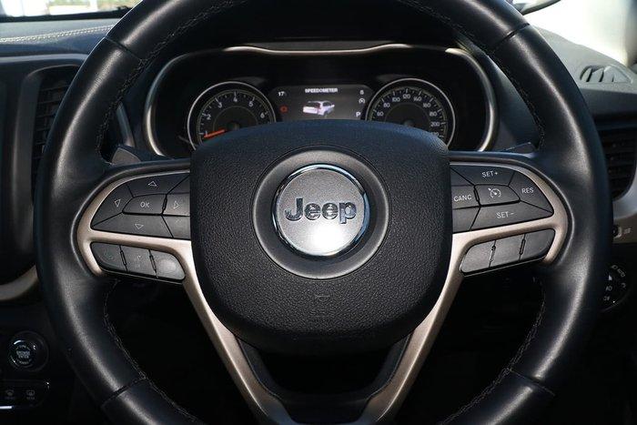 2014 Jeep Cherokee Limited KL 4X4 On Demand Grey