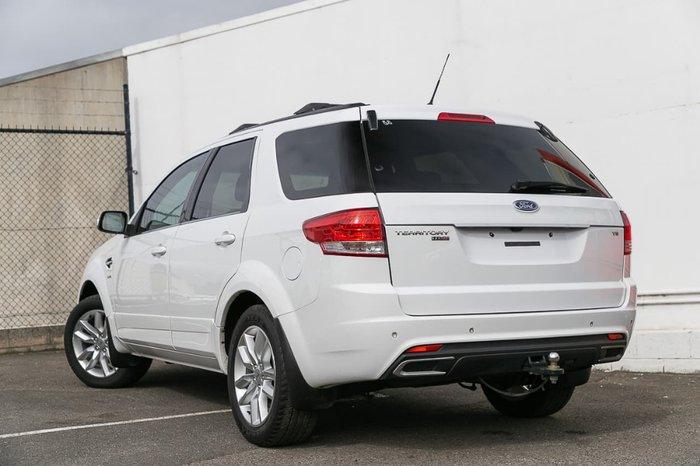 2016 Ford Territory TS SZ MkII White