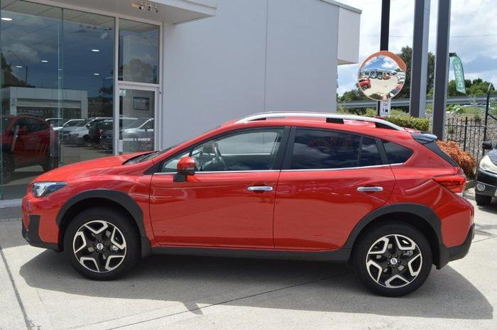 2018 Subaru XV 2.0i-S G5X MY18 Red