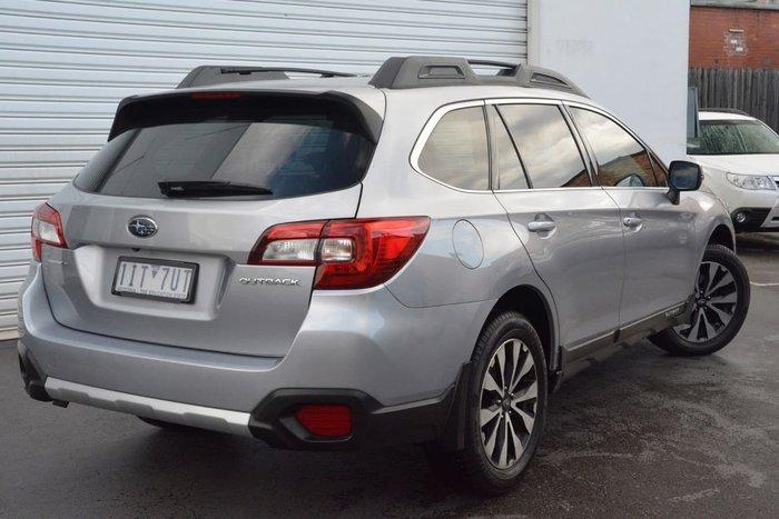 2016 Subaru Outback 2.5i 5GEN MY16 Silver