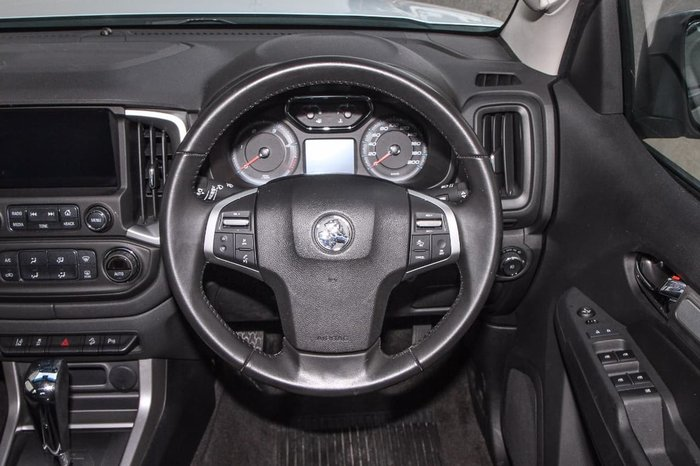 2016 Holden Colorado LTZ RG MY16 4X4 Dual Range Silver