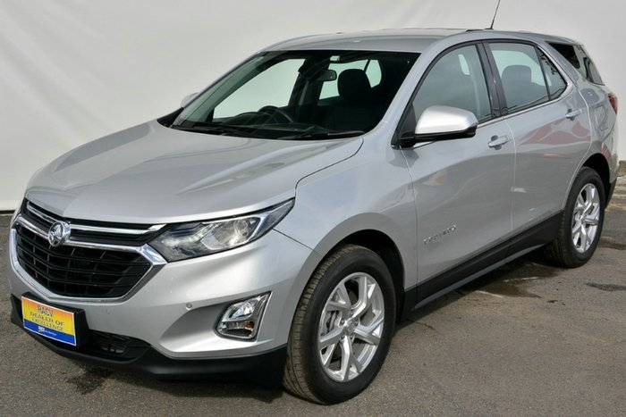 2017 Holden Equinox LT EQ MY18 NITRATE