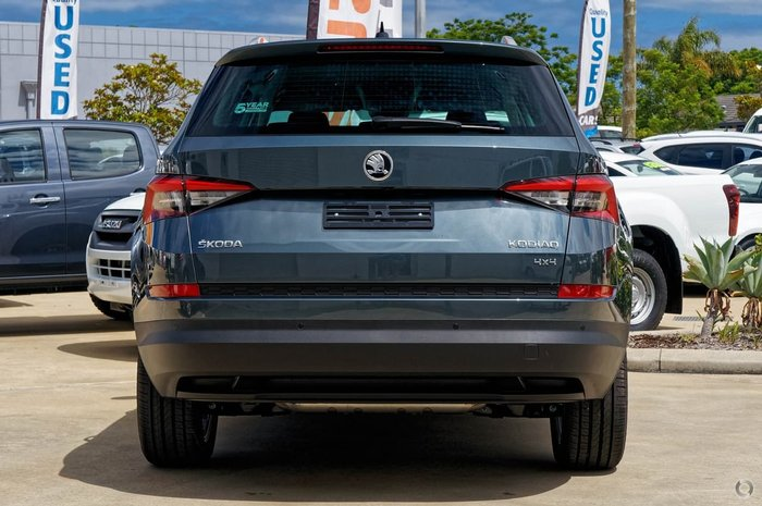 2018 SKODA Kodiaq 132TSI NS MY19 4X4 Grey