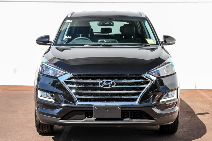 2018 Hyundai Tucson Elite TL3 MY19 Black