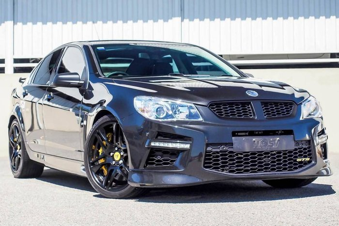 2014 HOLDEN SPECIAL VEHICLE GTS