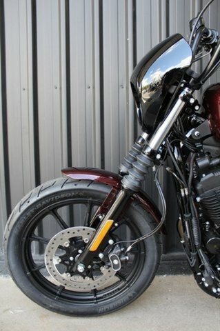 2019 Harley-davidson XL1200NS IRON 1200 Twisted Cherry