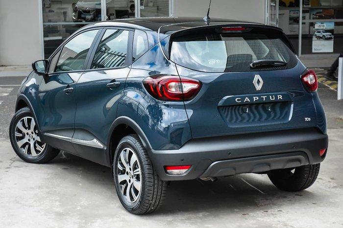 2018 Renault Captur Zen J87 Blue