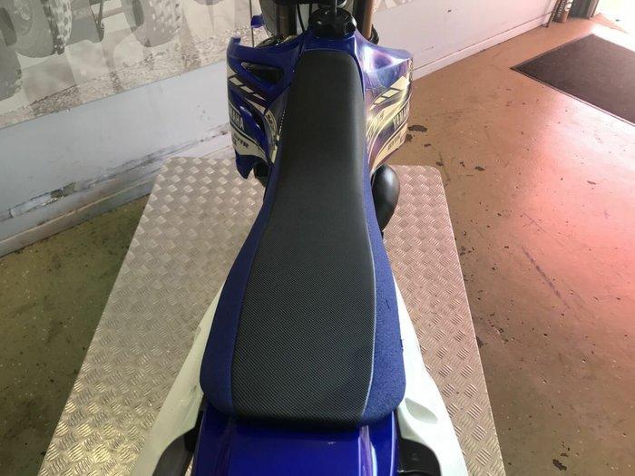 2017 Yamaha YZ85 Blue