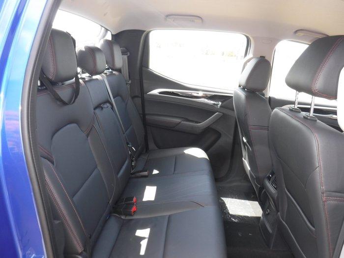 2017 LDV T60 PRO SK8C 4X4 Dual Range WHITE