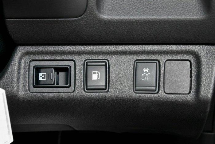 2018 Nissan Navara ST D23 Series 3 POLAR WHITE