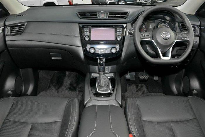2018 Nissan X-Trail ST-L T32 Series II DIAMOND BLACK