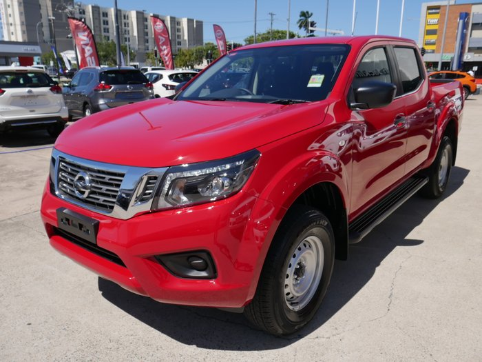 2020 Nissan Navara SL D23 Series 4 4X4 Dual Range BURNING RED